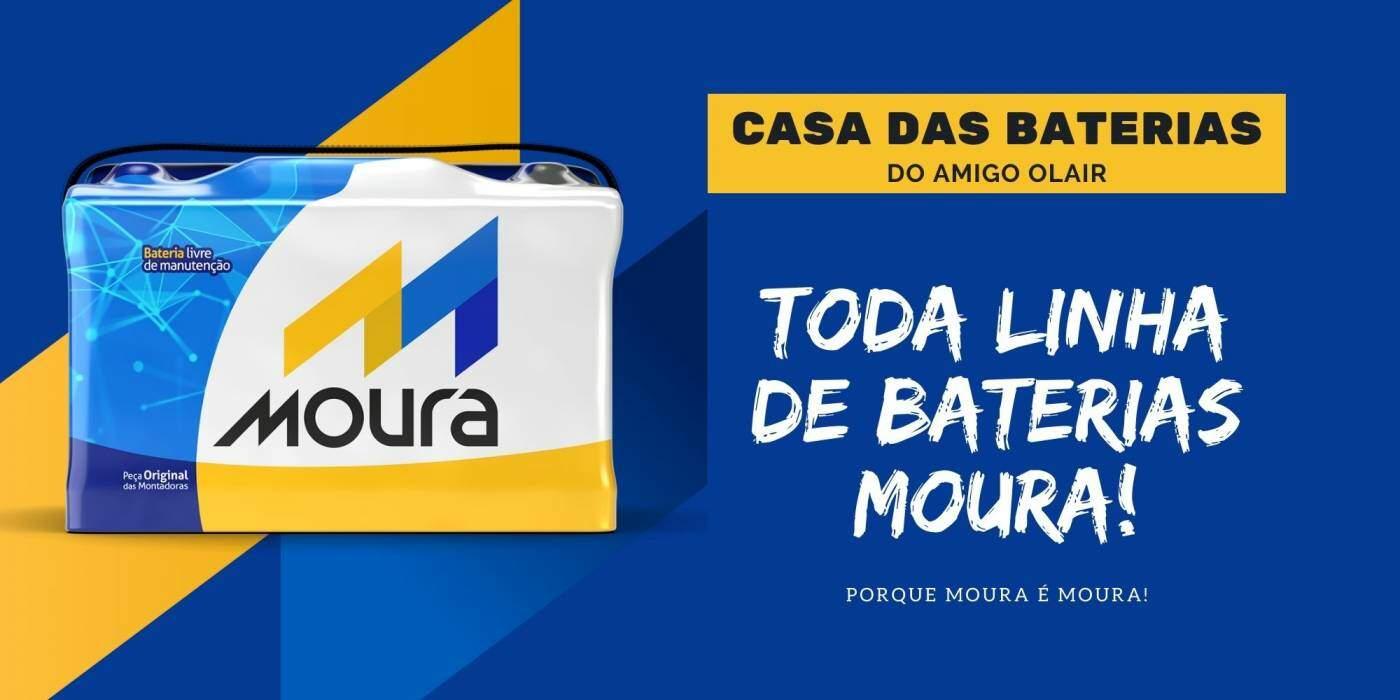 Baterias Moura Ponta Grossa