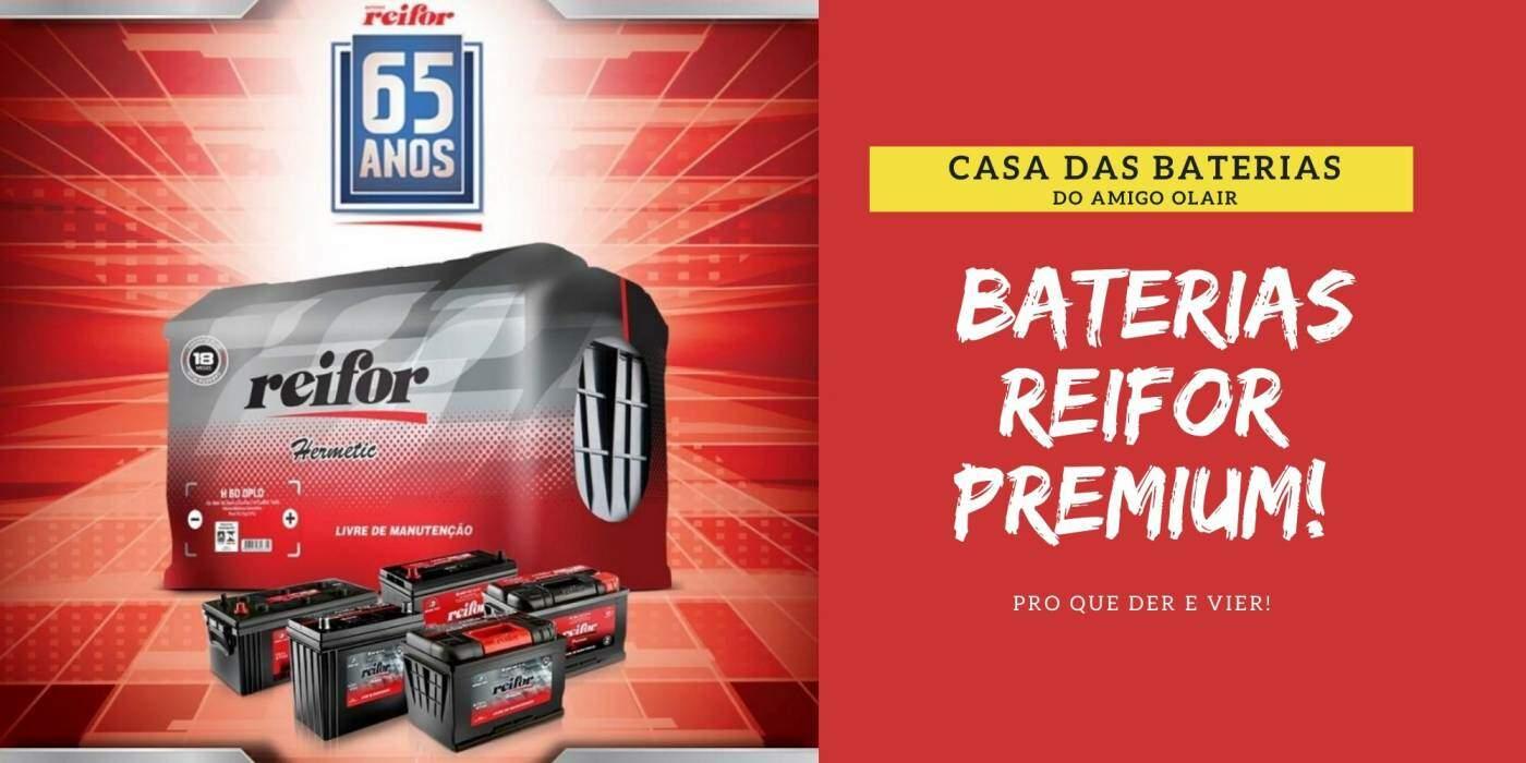 Baterias Reifor Ponta Grossa