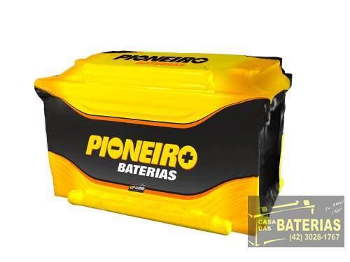 Bateria Automotiva  Pioneiro 100ah 12v - Pioneiro