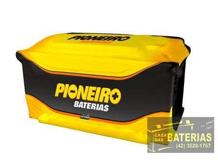 Bateria Automotiva Pioneiro 100ah 12v